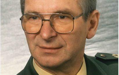 Polizeipräsident a. D. Wilhelm Fenzl verstorben