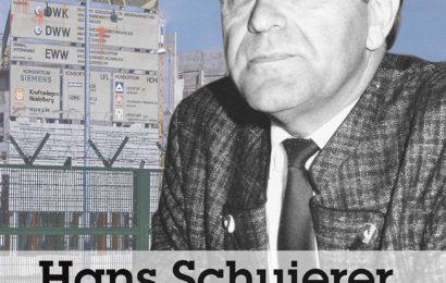 Empfehlung: Hans Schuierer – Symbolfigur des friedlichen Widerstands gegen die WAA