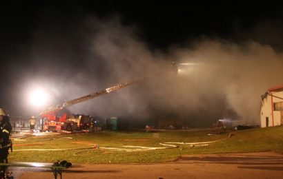 Grossbrand in Weigendorf