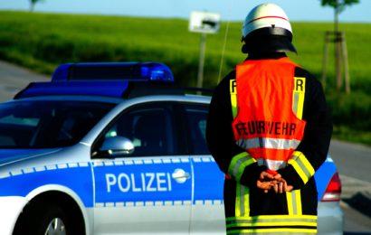 """Verkehrsunfall St2166 """"Trippacher Kreuzung"""""""