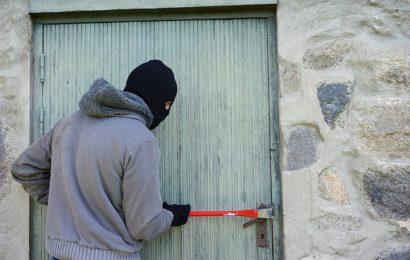 Einbrecher auf frischer Tat festgenommen und zwei Einbrüche geklärt