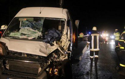 Nachtrag: Unfall auf der A6