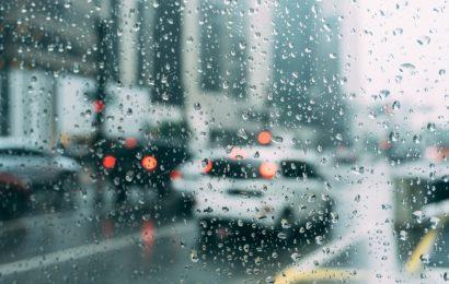 Regen und Geschwindigkeit verträgt sich nicht