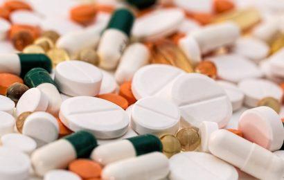 verschiedene Drogen