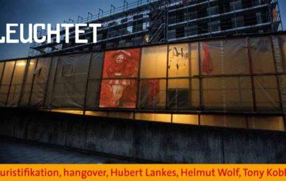 R Leuchtet – künstlerische Leistungsschau in Regensburg