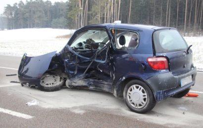 Tödlicher Verkehrsunfall zwischen Sulzbach-Rosenberg und A6