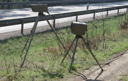 Geschwindigkeitsmessungen der VPI Amberg am 17.11.2020