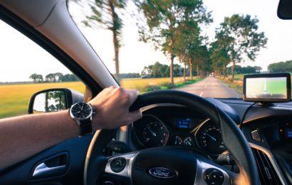Ungar mit ungültigem Führerschein am Steuer