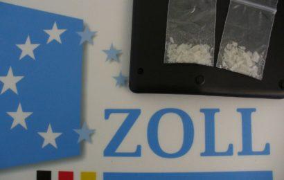 Gutes Versteck aufgedeckt –      Waidhauser  Zöllner stellen ca. 38 Gramm Crystal sicher