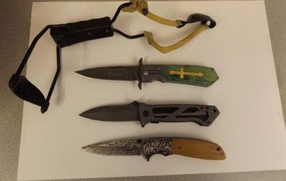 Verbotene Gegenstände, Drogen, Feuerwerkskörper –                Further Zöllner stoppen zwei Schmuggler im Zug
