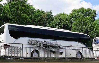Sicherstellung von Dopingmitteln in Fernreisebus