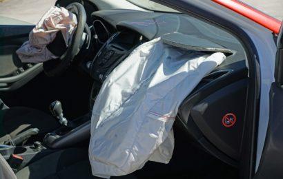 Verkehrsunfall mit verletzter Person in Wackersdorf