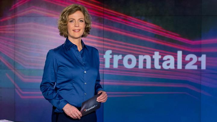 Moderatorin Ilka Brecht Copyright: ZDF/Svea Pietschmann