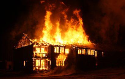 Brand richtet erheblichen Sachschaden an