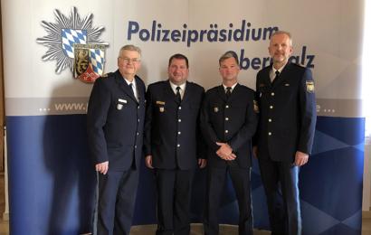 Amtswechsel bei der Polizeiinspektion Waldsassen