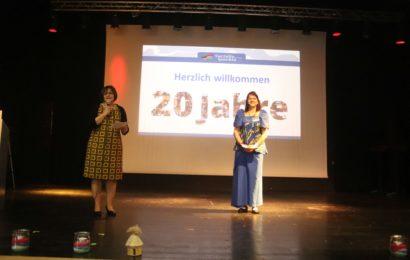 20jähriges Vereinsjubiläum Socialis für the Gambia e.V. in Amberg