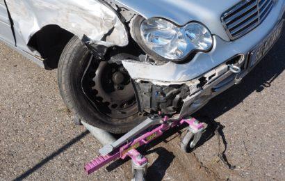 Verkehrsunfall mit Personenschaden: