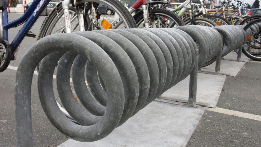 Fahrradständer (Symbolbild Pixabay)