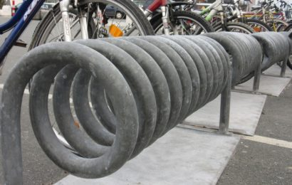 Ghost Fahrrad gestohlen