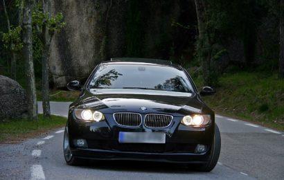 Mit BMW Kontrolle entzogen