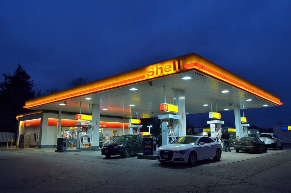 Symbolbild Tankstelle (Quelle: Pixabay)
