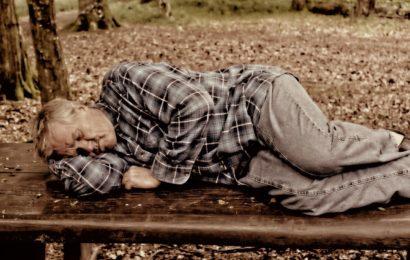 Obdachloser (Symbolbild Pixabay)
