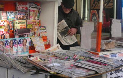 Einbruchsversuch in Weidener Kiosk