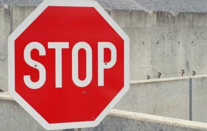 Missachtung von Stoppschild bei Kohlberg führt zum Unfall