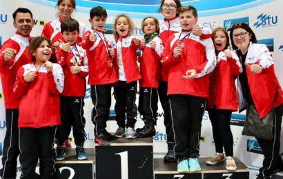 Neumarkter Verein Taekwondo Tekin e.V. erfolgreich beim Bayernpokal