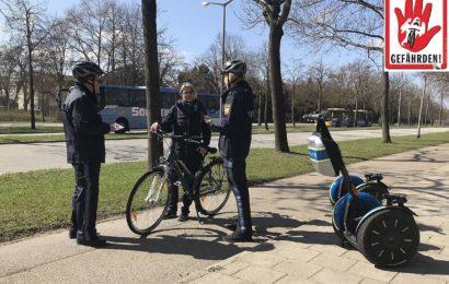 Kontrollen im Stadtgebiet für mehr Sicherheit im Radverkehr