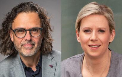 Zwei neue Teamleiter in der ZDF-Programmdirektion