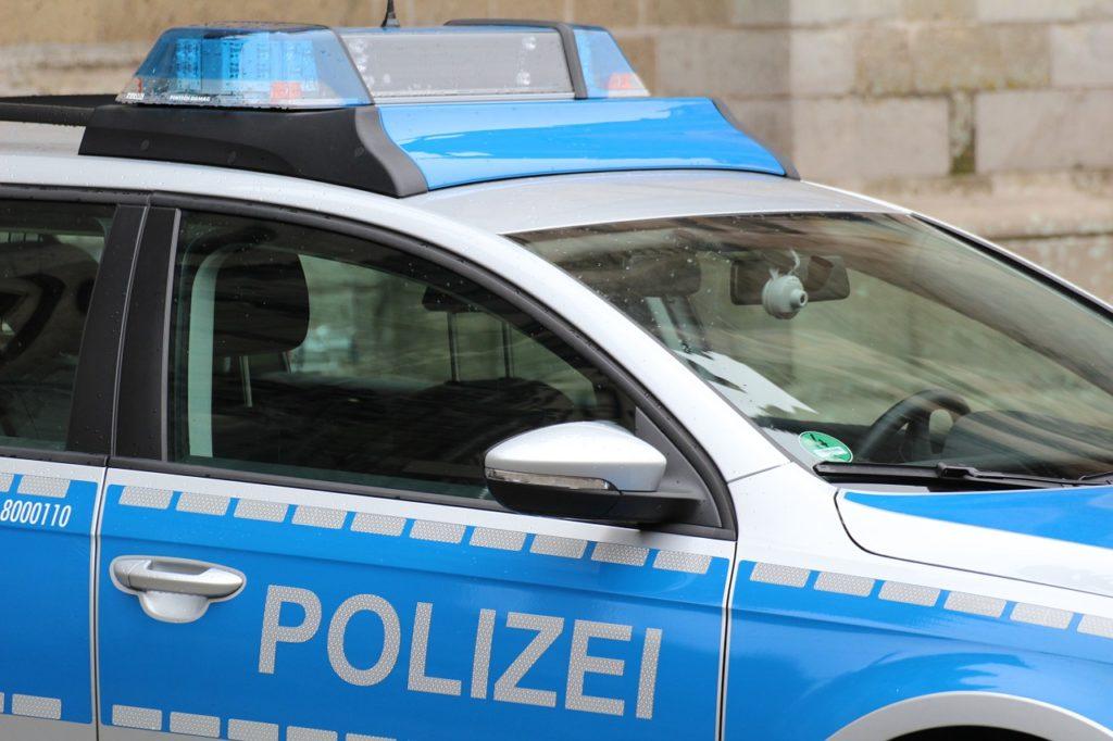 Polizei im Einsatz (Symbolbild Pixabay)