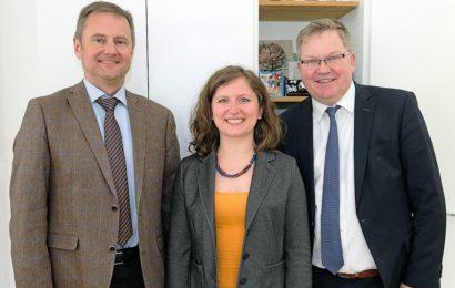 Klimaschutzmanagerin  der Stadt Amberg nimmt ihre Arbeit auf