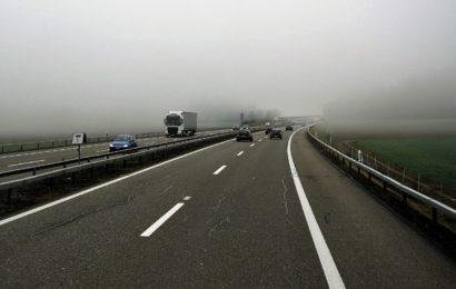 Zwei Verkehrsunfälle auf der  A3