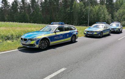 Polizei im Einsatz Symbolbild: Pressedienst Wagner