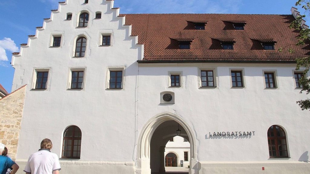 Landratsamt Amberg-Sulzbach Foto: Pressedienst Wagner