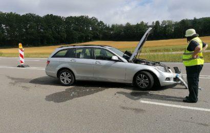 Verkehrsunfall mit Personenschaden in Sulzbach-Rosenberg