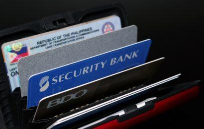 Kreditkartenbetrug in Weiding