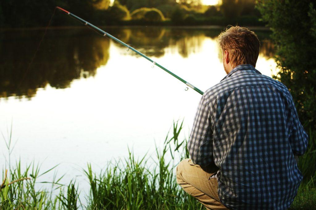 Symbolbild Angler