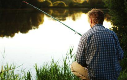 Hobby-Fischer in Weiden