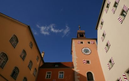Tätergruppe randaliert in Regensburger Geschäft