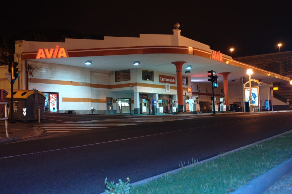 "Tankstelle ""AVIA"" (Symbolbild Pixabay)"