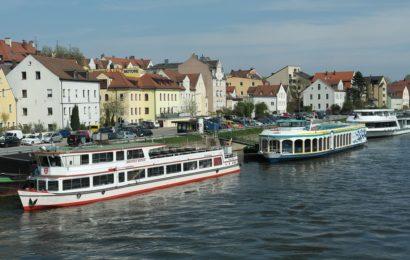 Donau in Regensburg (Symbolbild)