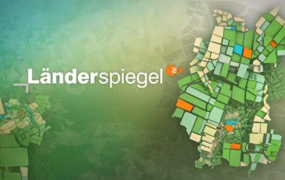 """Unterwegs vor den Wahlen: ZDF-""""Länderspiegel"""" live aus Brandenburg, Sachsen und Thüringen"""