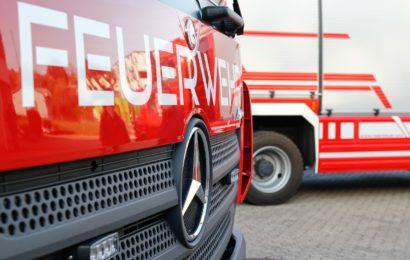 Küchenbrand in einer Asylunterkunft in Velburg