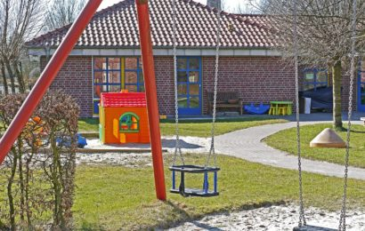 Brand im Kindergarten