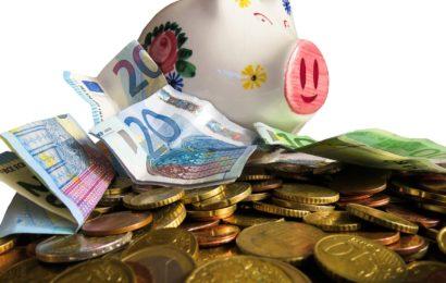 Symbolbild: Geldspenden