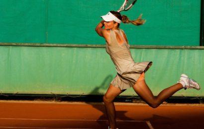 Symbolbild: Tennisspielerin
