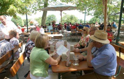 Hitzewelle treibt viele Regensburger nach draußen
