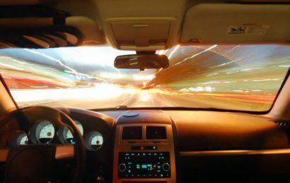 Ausgangsperre gilt auch für Autofahrer